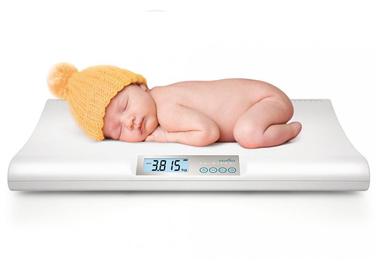 Nuvita Digitális babamérleg kölcsönzés Biatorbágyon